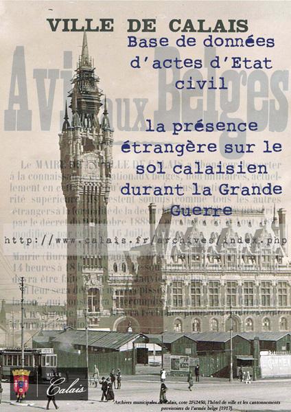 Calais archives