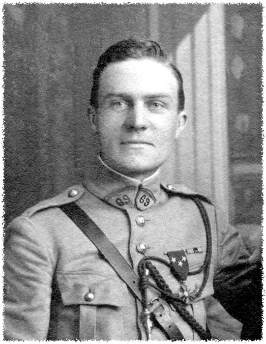 Sous-lieutenant Baudet Emile