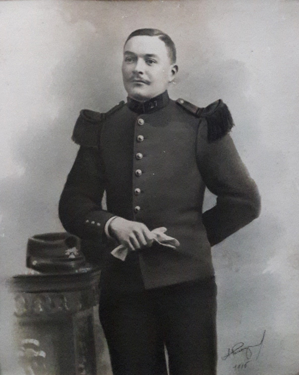 Benoit Elie Large