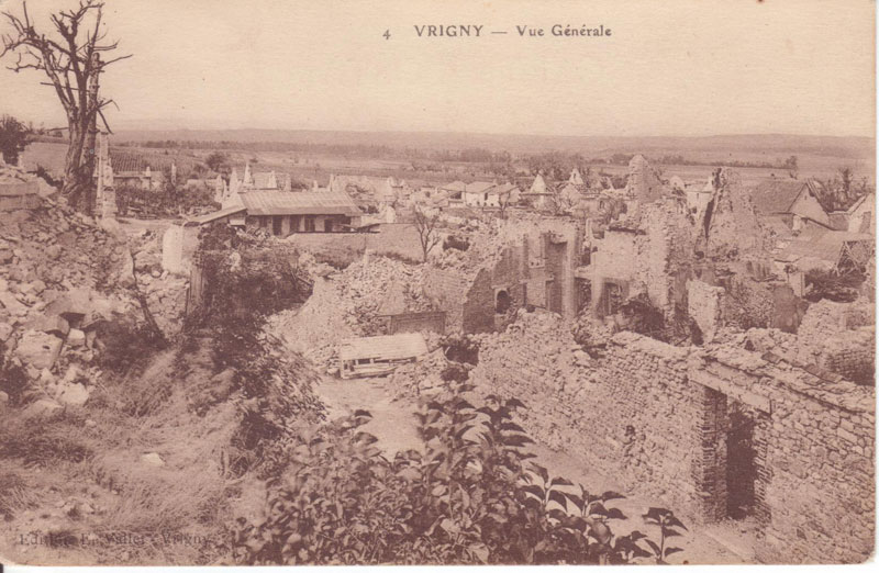 Vrigny. Marne (Document : Jean-Pierre.G)