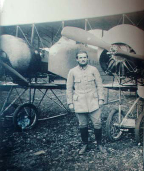 Caudron-bimoteurs. (Collection Fernande.B)