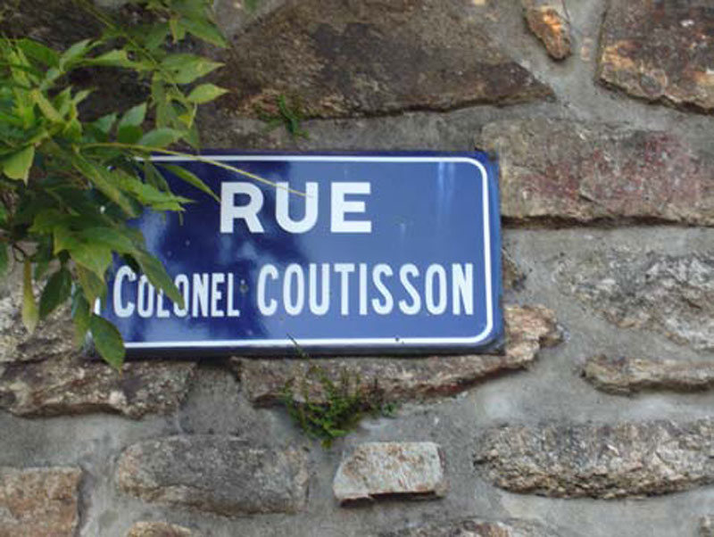 Rue Coutisson Joseph (Collection Fernande .B)