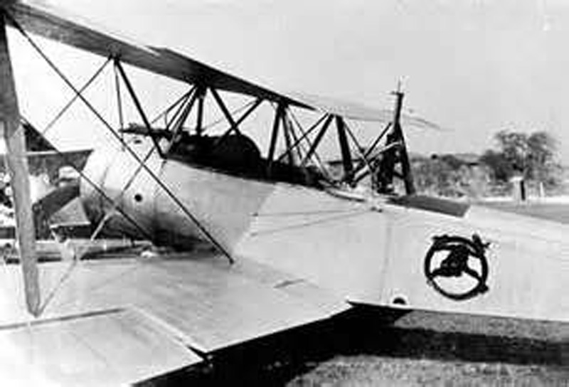 Avion Sopwith 1A2  (Collection Fernande.B)