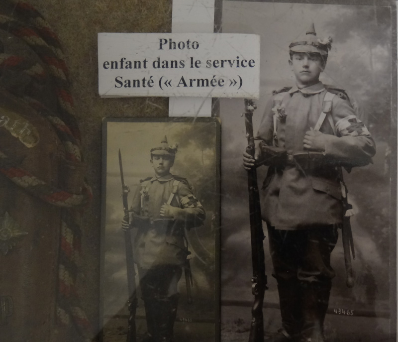 Enfant soldat allemand (Collection-A.R)