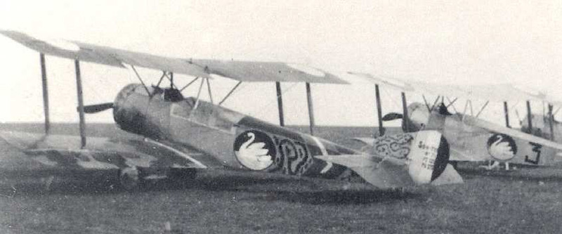 Sopwith escadrille 111 (Collection Fernande.B)
