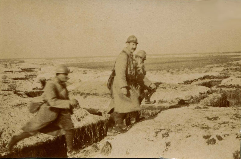 Somme 1916.(Collection Patrice Lamy)