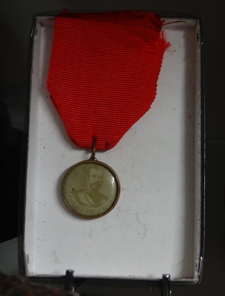 Médaille russe-Nicolas-II (Collection-A.R)