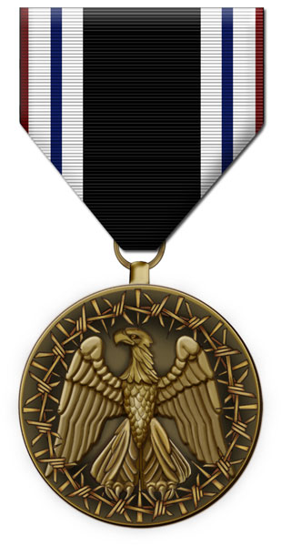 United States-prisoner of war1 medal