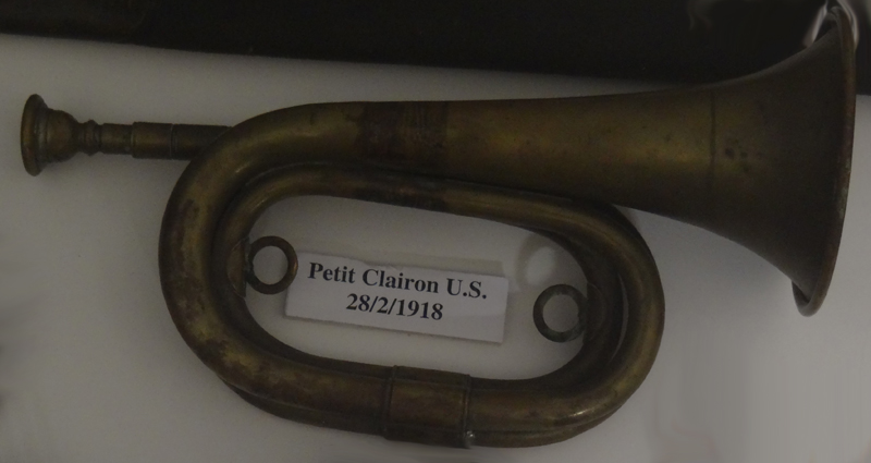 Petit clairon USA (Collection-A.R)