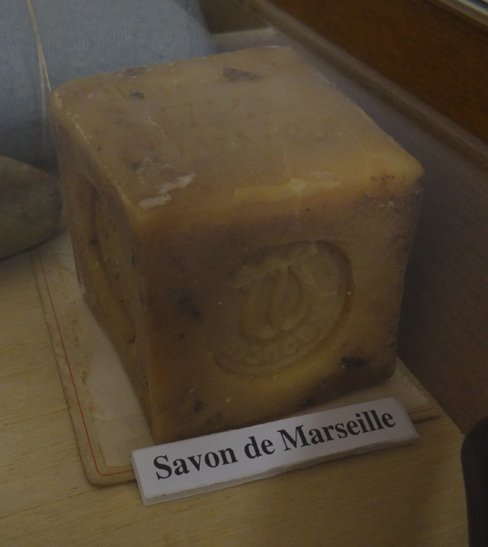 Savon de Marseille (Collection-A.R)
