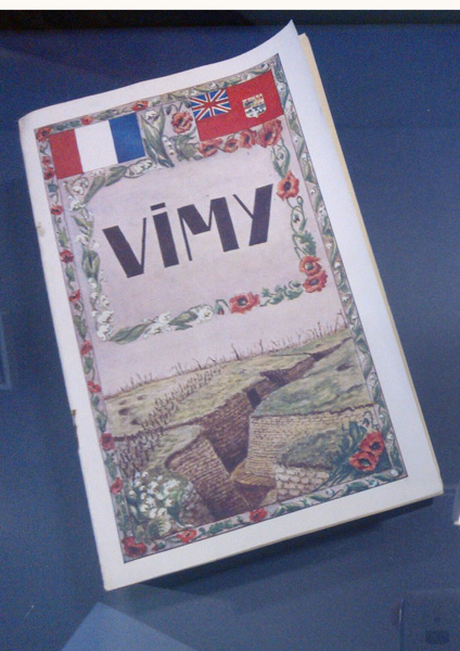 Vimy-(Collect Heems Steven) )